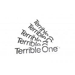 TERRIBLE ONE Die Cut Stickers
