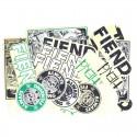 Pack of FIEND Garrett Reynolds V2 stickers
