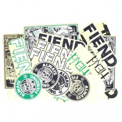 Pack of FIEND Garrett Reynolds V2 stickers