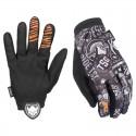 Gants TSG Slim Glove STICKERBOMB