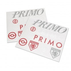 PRIMO stickers pack