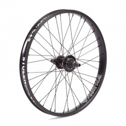 "STOLEN Rampage freecoaster wheel 20"" BLACK"