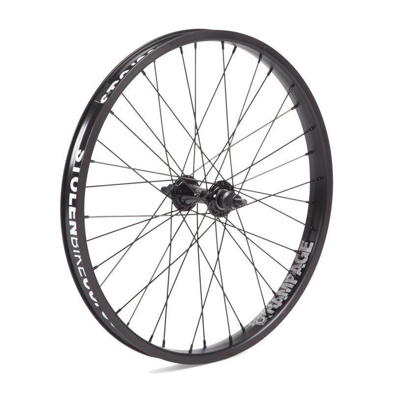 """STOLEN Rampage front wheel 20"""" BLACK"""