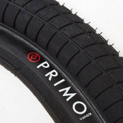 "PRIMO V-monster HD Hoby Doan tire 20 x 2.40"" BLACK"