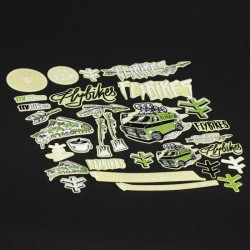 FLYBIKES 2020 stickers pack