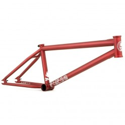 Cadre FLYBIKES Fuego 7 Devon Smillie FLAT DARK RED