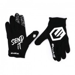 EVOLVE Send It gloves BLACK / WHITE