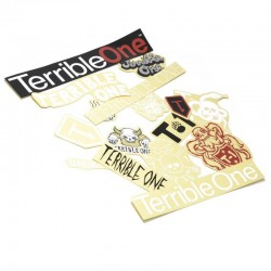 TERRIBLE ONE sticker pack
