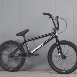 "BMX SUNDAY 2021 Blueprint 20.5"" GLOSS BLACK"