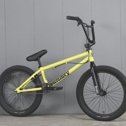 "BMX SUNDAY 2021 Primer Park 20.5"" GLOSS BRIGHT YELLOW"
