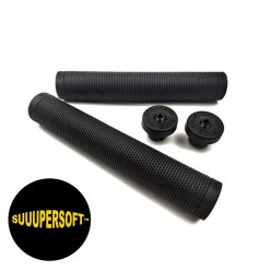 STRANGER Eric L. Supersoft grips BLACK