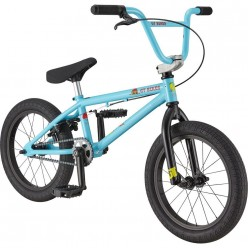 "BMX GT 2021 Performer Junior 16"" AQUA BLUE"