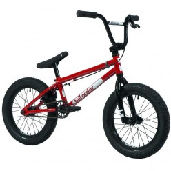 "BMX TALL ORDER 2021 Ramp 16"" GLOSS RED"