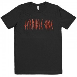 TERRIBLE ONE Metal tee BLACK