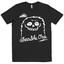 TERRIBLE ONE FurryMon tee BLACK