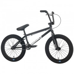 "BMX SUNDAY 2021 Primer 18"" GLOSS BLACK"