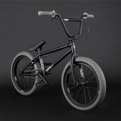 """FLYBIKES 2021 Nova 18"""" complete bike RHD FLAT BLACK"""