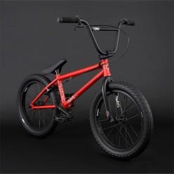 """FLYBIKES 2021 Nova 18"""" complete bike LHD FLAT RED"""