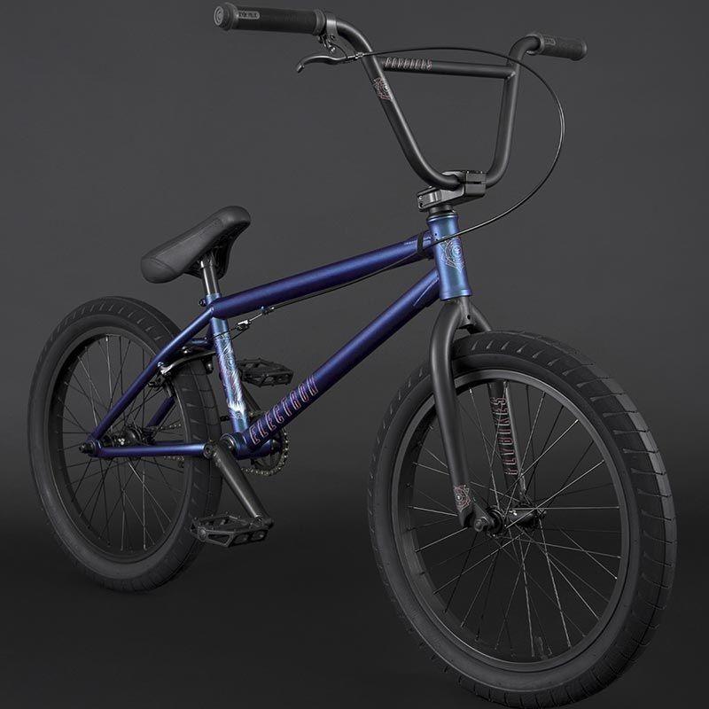 "FLYBIKES 2021 Electron 20.5"" complete bike LHD FLAT METALLIC BLUE"