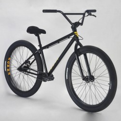 "Wheelie bike MAFIABIKES Bomma 26"" BLACK"