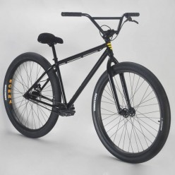 "MAFIABIKES Bomma 29"" wheelie bike BLACK"
