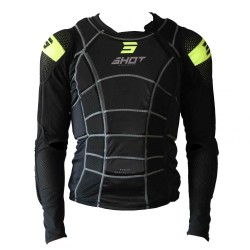 Gilet de protection SHOT Rogue 2.0 BLACK