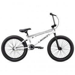 "BMX MONGOOSE 2021 L20 20.25"" WHITE"