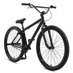 "Wheelie bike SE BIKES 2021 Big Flyer 29"" STEALTH MODE BLACK"