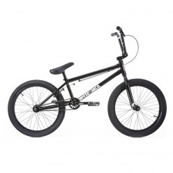 "BMX UNITED 2021 Recruit 20"" GLOSS BLACK"