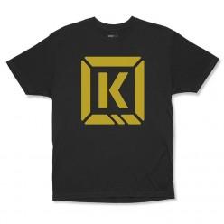 KINK Represent tee BLACK