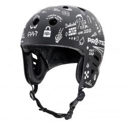 PROTEC x CULT Full Cut Certified helmet