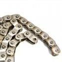 Chaine YBN MK918 demi maillons CHROME
