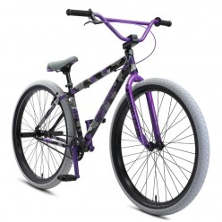 "Wheelie bike SE BIKES 2021 Big Flyer 29"" PURPLE CAMO"
