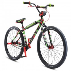 "Wheelie bike SE BIKES 2021 DBlocks Big Ripper 29"" GREEN / RED CAMO"