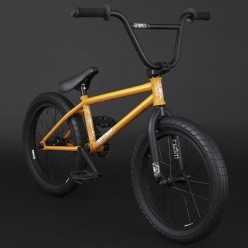 "BMX FLYBIKES 2021 Supernova 18"" LHD GLOSS ORANGE"