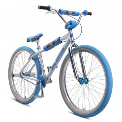 "Wheelie bike SE BIKES 2021 Big Ripper 29"" BALL BURNISHED SILVER"