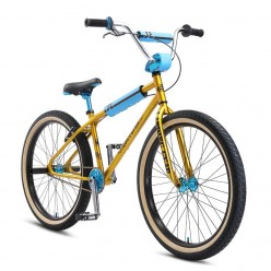 "Wheelie bike SE BIKES 2021 OM Flyer 26"" GOLD"
