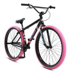 "Wheelie bike SE BIKES 2021 Big Flyer 29"" BLACK"