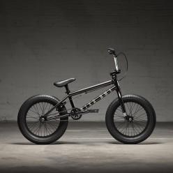 "BMX KINK 2022 Carve 16"" GLOSS IRIDESCENT BLACK"