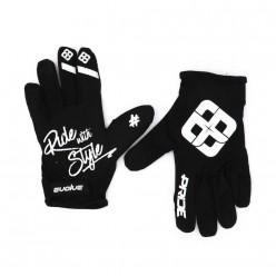 EVOLVE x PRIDE gloves BLACK