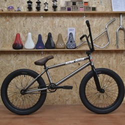 BMX custom KINK Contender 2 Dan Coller