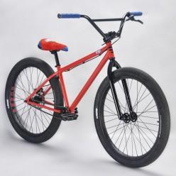 """Wheelie bike MAFIABIKES Bomma 26"""" POMEGRANATE"""