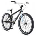 "Wheelie bike SE BIKES 2021 Blocks Flyer 26"" BLACK SPARKLE"