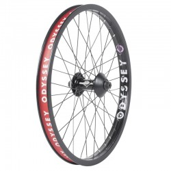 ODYSSEY C5 Quadrant front wheel with guards
