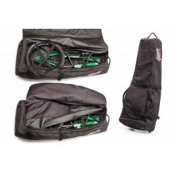 ODYSSEY Monogram bike bag BLACK