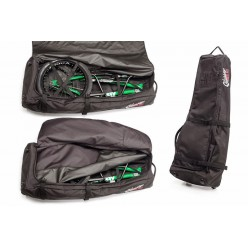 Sac de transport velo ODYSSEY Monogram BLACK