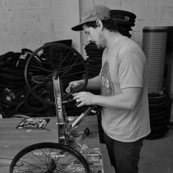 Montage de roue custom PAYANT