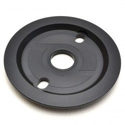 PRIMO Solid Sprocket FULL GUARD BLACK
