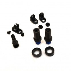 FLYBIKES Dylan M8 removable brake mounts