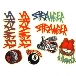 STRANGER 2017 stickers pack